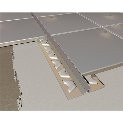 Stainless Steel Tile Expansion Joint