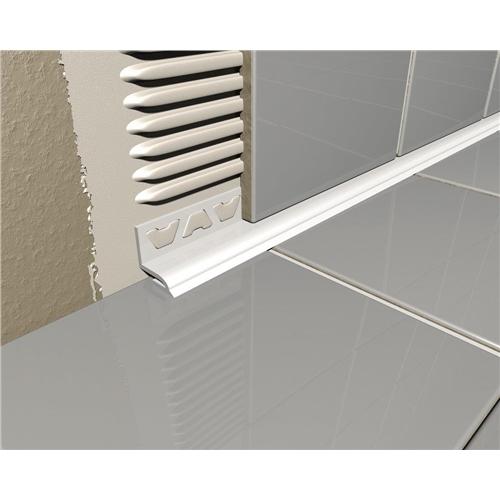 Under tile bathseal for Sealing bathroom tile