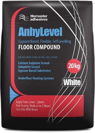 Anhylevel Gypsum Based Levelling Compound