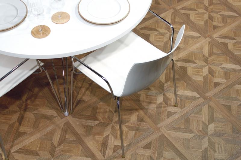 Wood Effect Pattern Tile 45x45cm Texture