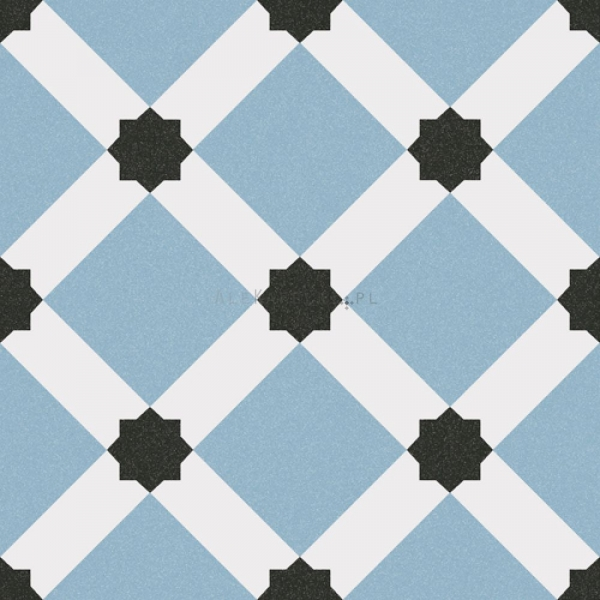 Blue and White pattern Tiles