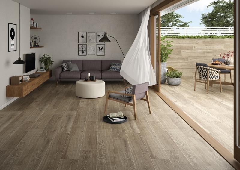 Traditional Oak Wood Effect