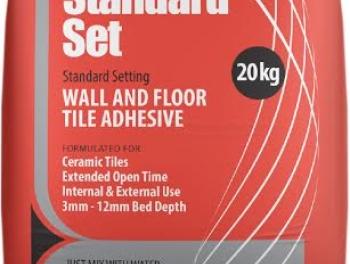 Standard Setting Tile Adhesive White
