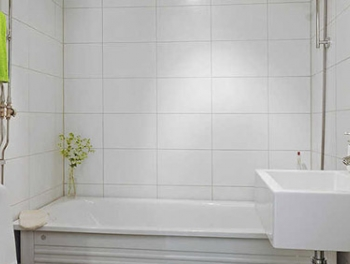 Bumpy White Wall Tiles 25x40