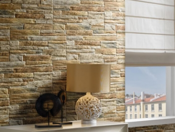 Great For Feature Walls Stone Cladding Effect Wall Tiles