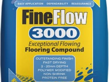 Fineflow 3000 Exceptionally Smooth levelling Compound