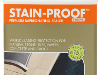 Dry Treat Stain Proof Stone Sealer