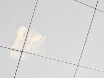Bumpy White Tiles 20x20cm