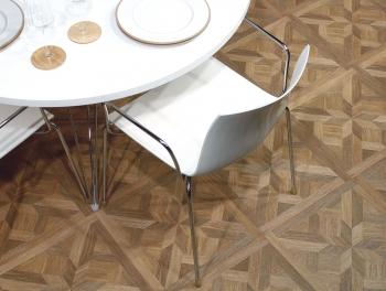 Wood Effect Pattern Tile 45x45cm