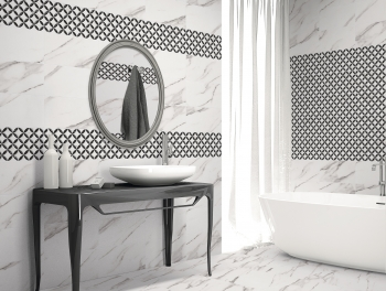 White Marble Wall Tile