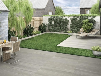 Bourgogne Dark Stone Effect Porcelain Tiles