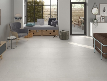 Project Porcelain White Porcelain Tiles 60x60