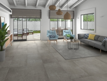 Project Cement Porcelain Tiles 60x60cm